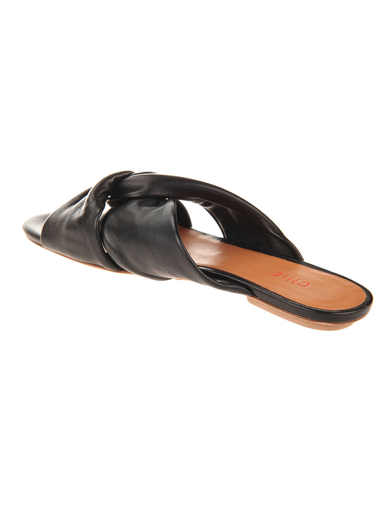 Knot Slides - IT37.5 / Black Chie Mihara aExtEV