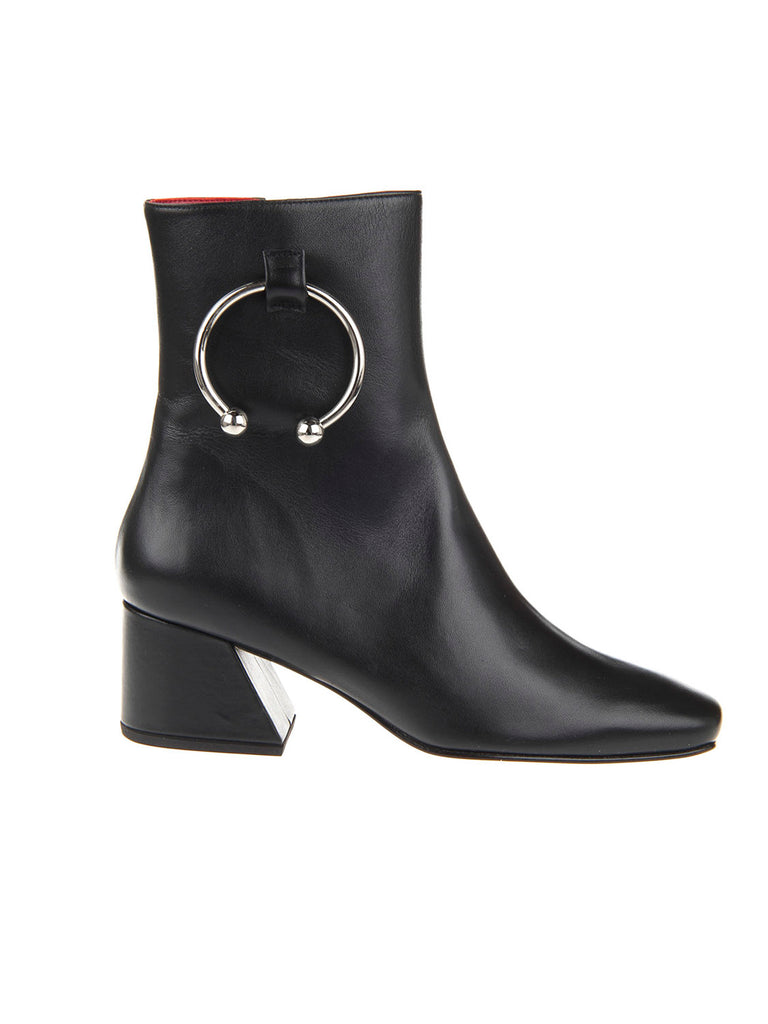 DORATEYMUR Pierced boots Footlocker Online Amazing Price For Sale Buy Cheap Low Cost Cheapest ofLef