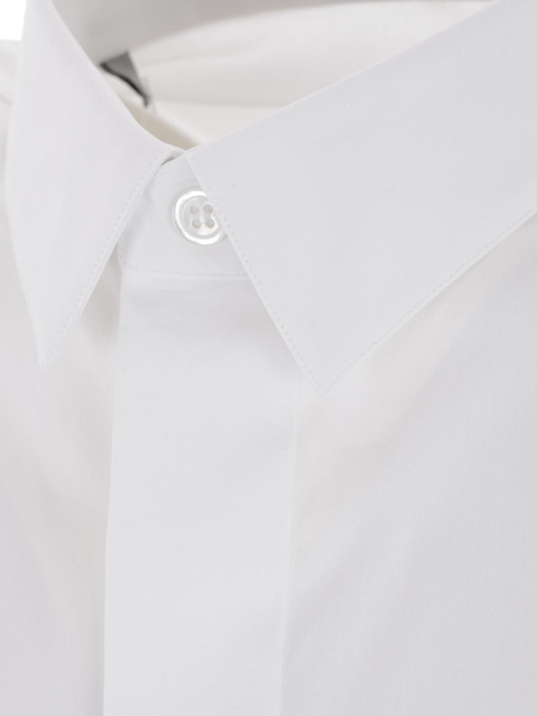 b33043cf Dior Homme Concealed Placket Shirt – Cettire