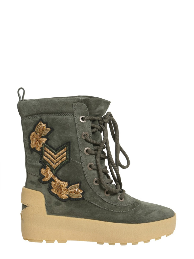 Ash Nolan Lace-up Boots In V