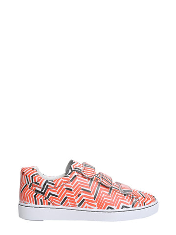 Ash Pattern Power Sneakers