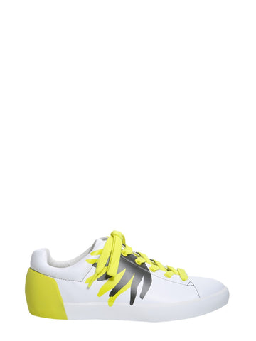 Ash Nikko Flame Lace-Up Sneakers