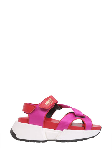 MM6 Maison Margiela Oversize Sole Sandals