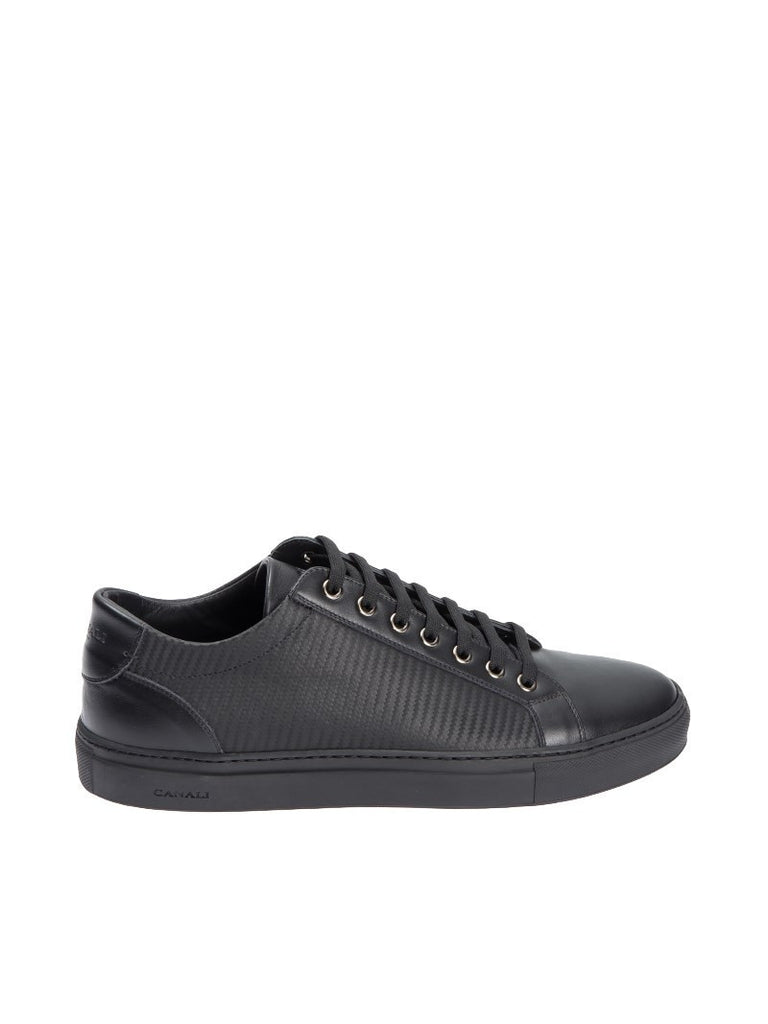 Canali Leather Sneakers