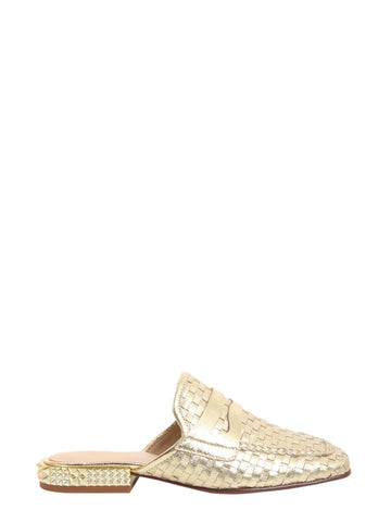 Ash Eloise Pattern Loafers