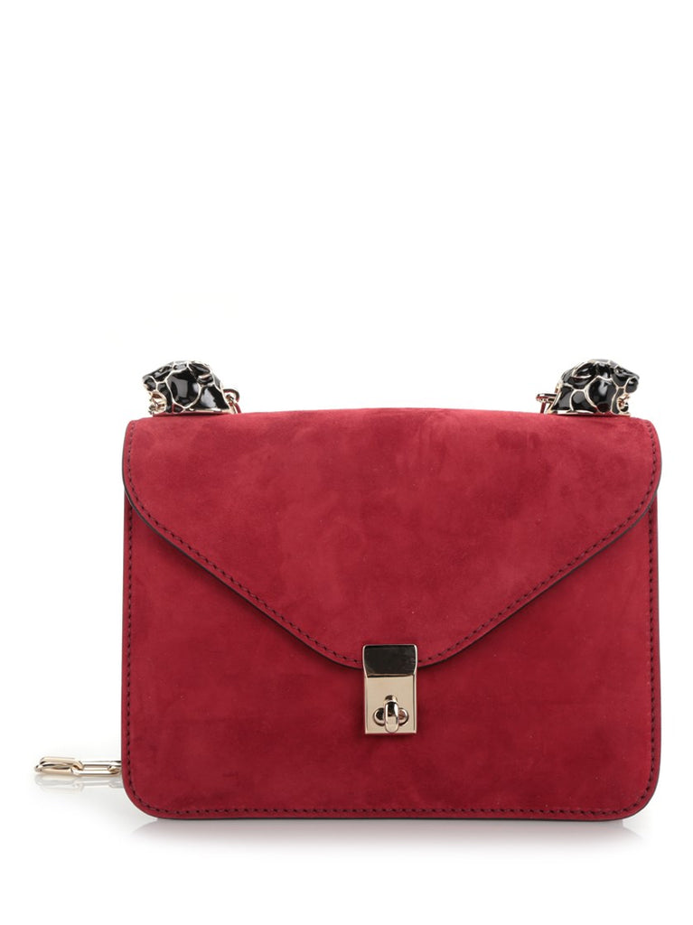 Valentino Garavani Suede Shoulder Bag
