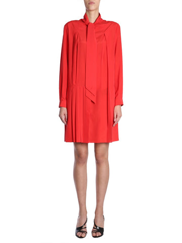 Givenchy Bow Collar Dress
