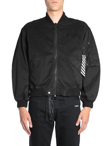 Off-White Bomber Jacket