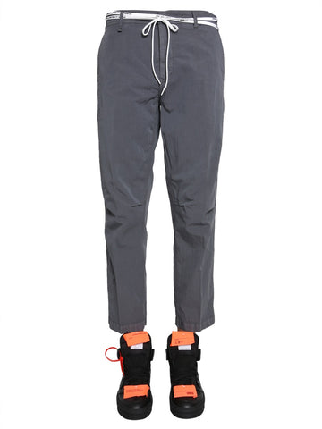 Off-White Tapered Chino Trousers
