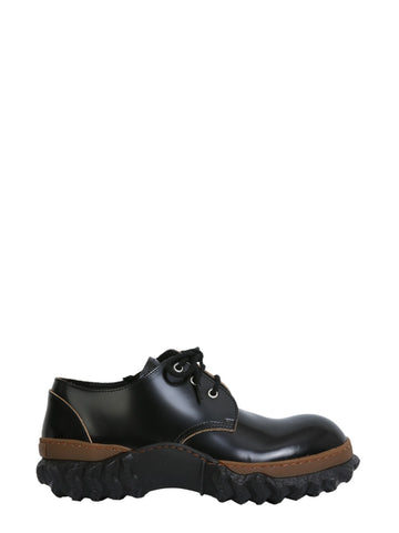 Marni Earth Mover Lace Up Shoes