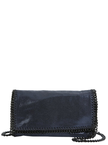 Stella McCartney Chain Trim Falabella Crossbody Bag