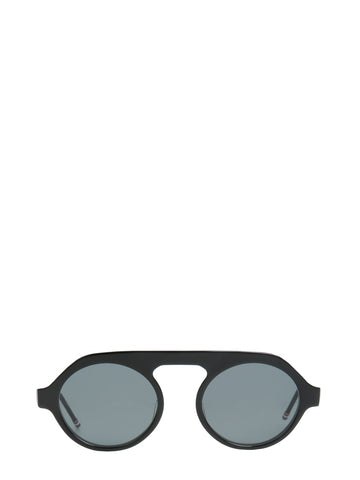 Thom Browne Eyewear Aviator Mirror Sunglasses
