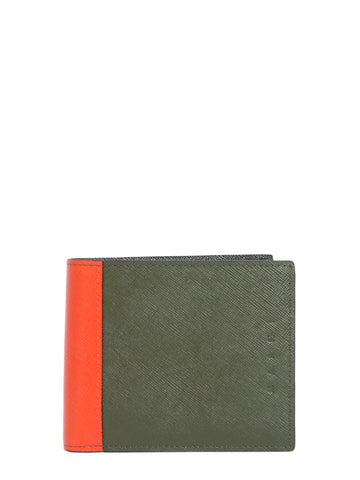 Marni Bifold Contrast Wallet