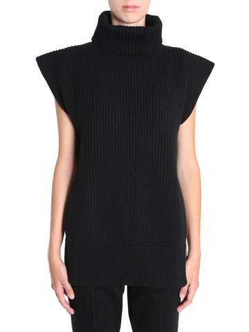 Alexander McQueen Roll Neck Jumper