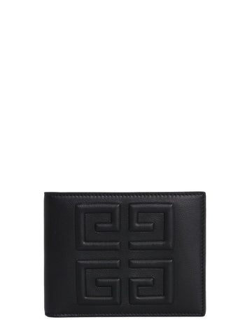 Givenchy 4G Embossed Wallet