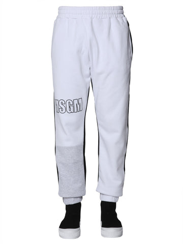 MSGM Logo Jogging Trousers