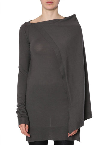 Rick Owens Layered Long-Sleeves Top