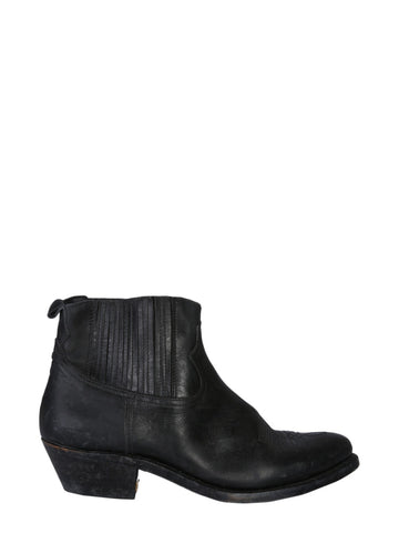 Golden Goose Deluxe Brand Slip-On Ankle Boots