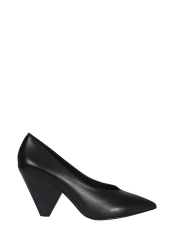 Ash Deal Pointed Pumps
