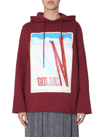 Golden Goose Deluxe Brand Golden Bridge Furka Hoodie