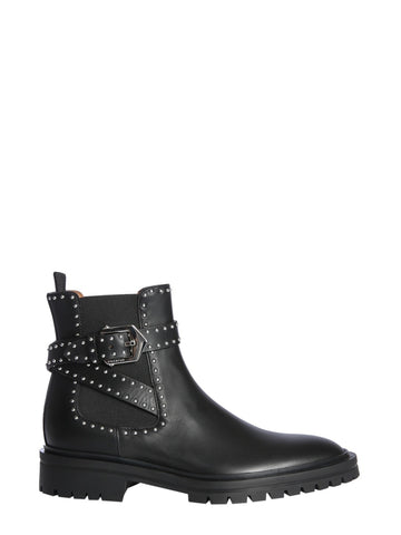 Givenchy Studded Chelsea Boots