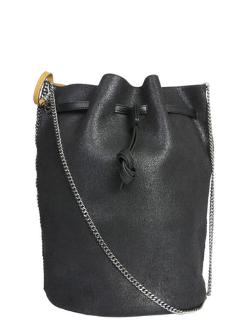 Stella McCartney Falabella Faux Leather Bucket Bag