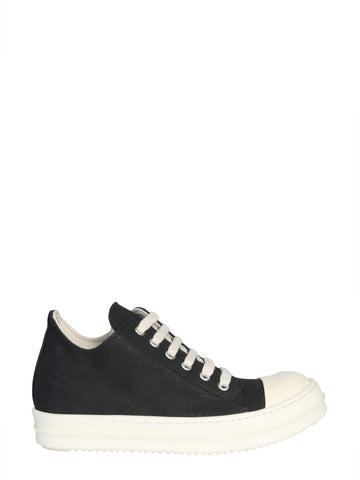 Rick Owens Drkshdw Low-Top Lace-Up Sneakers