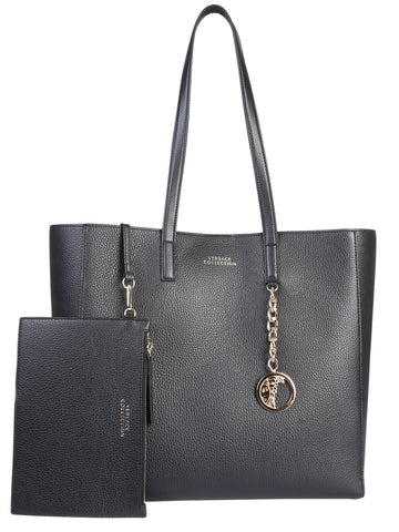 Versace Collection Medusa Charm Handbag