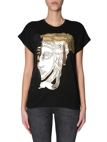 Versace Collection Laminate Logo T-Shirt