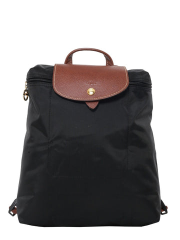 Longchamp Le Pliage Folding Backpack