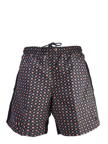 Alexander McQueen Paisley Swim Trunks