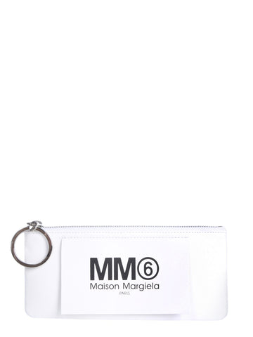 MM6 Maison Margiela Zipped Wallet
