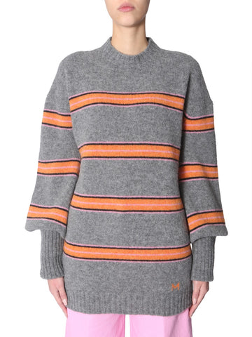 MSGM Oversized Knit Sweater