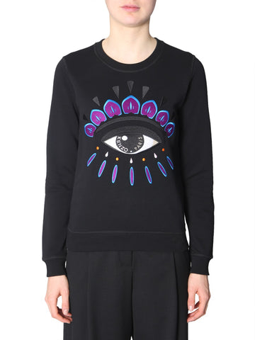 Kenzo Eye Embroidered Sweater