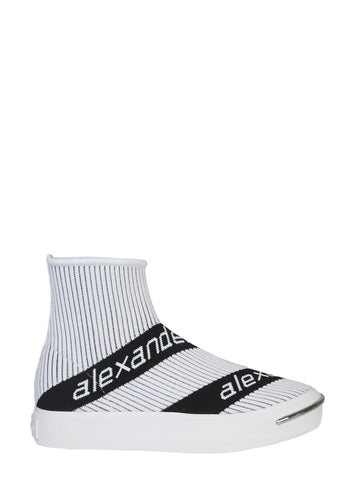 Alexander Wang Pia Knit Sneakers