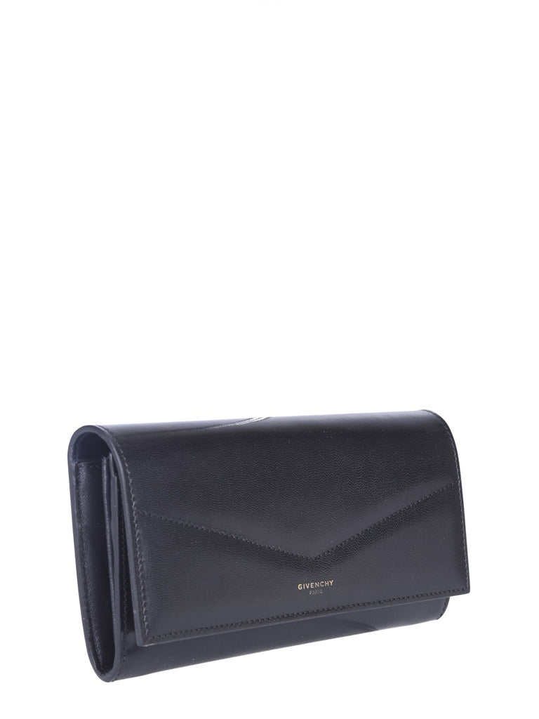 698442eb55 Givenchy Long Flap Wallet
