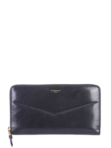 Givenchy Zip Around Wallet