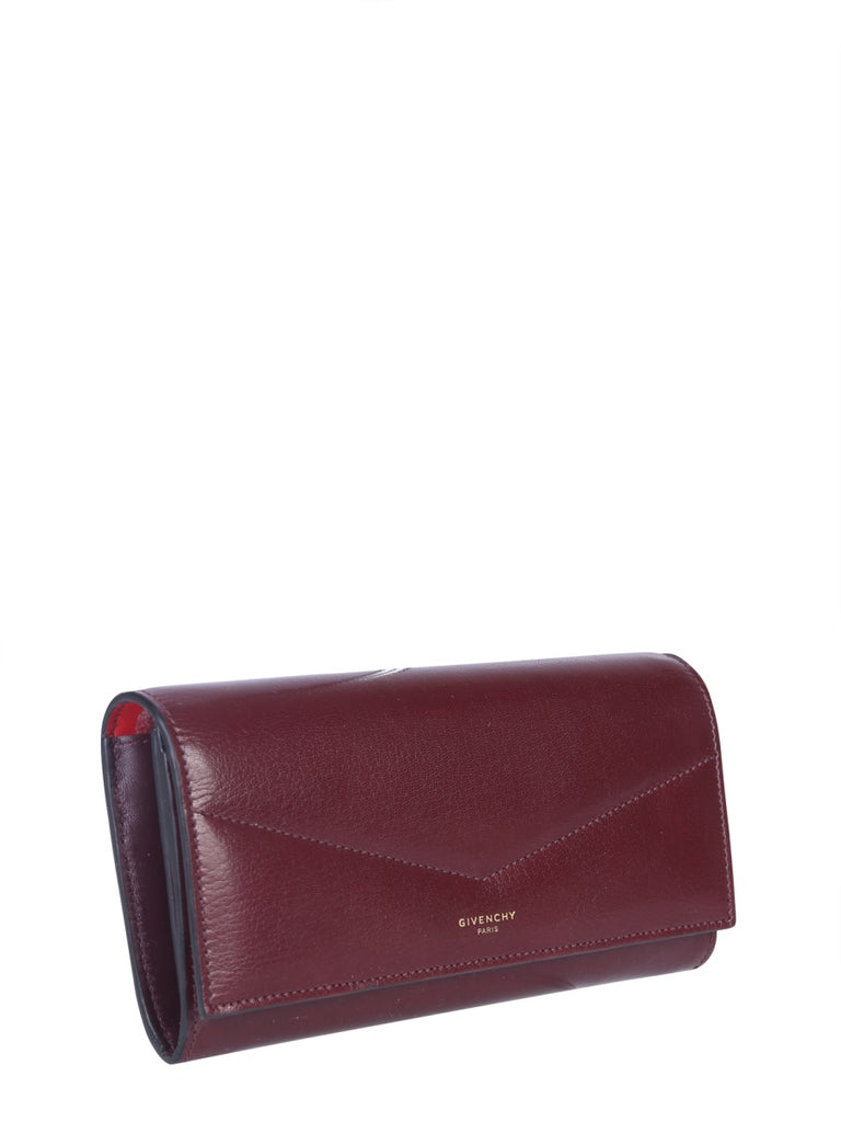 9b7ad61bd5 Givenchy Long Flap Wallet – Cettire