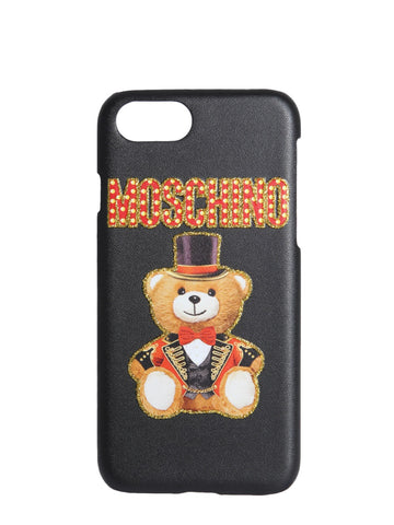 Moschino Teddy Circus iPhone 6/6S/7/8 Cover