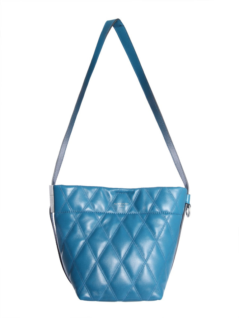 33f00e03bd Givenchy GV Mini Quilted Crossbody Bag – Cettire