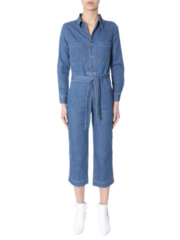 Stella McCartney Waist-Tie Jumpsuit