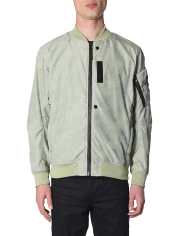 Stone Island Shadow Project Zipped Bomber Jacket