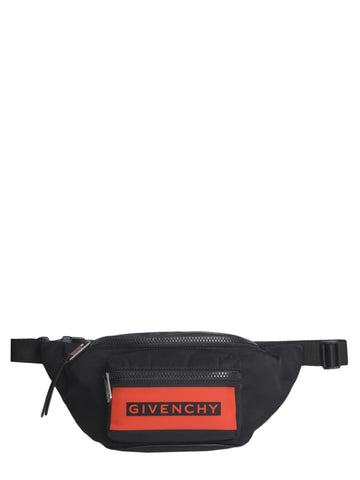 Givenchy Logo Zipped Belt Bag