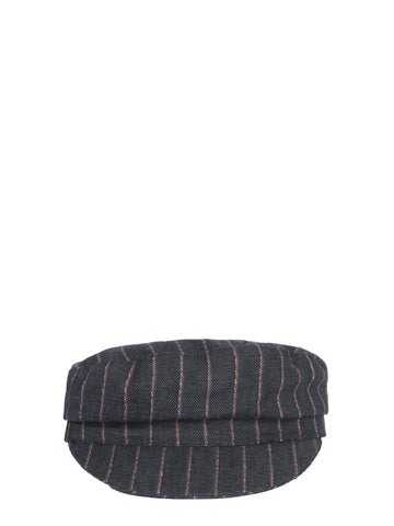 Isabel Marant Evie Striped Hat