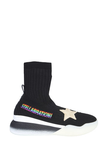 Stella McCartney Loop Sock Sneakers