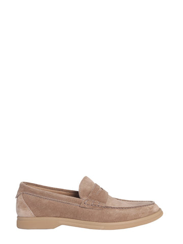 Brunello Cucinelli Suede Loafers