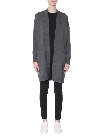 Canada Goose Long Ribbed Cardigan