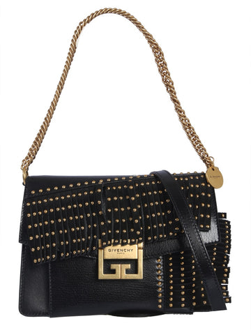 Givenchy GV3 Small Fringed Shoulder Bag