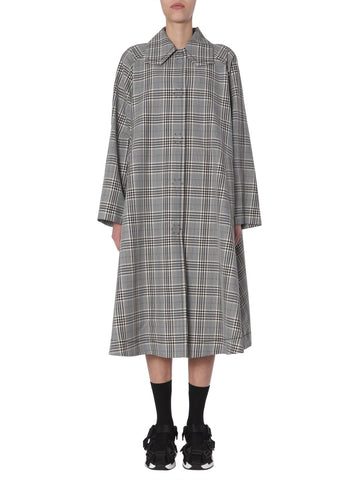 Mm6 Maison Margiela Oversized Fit Coat