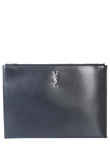 Saint Laurent Monogram Pouch